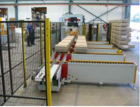 packing automation,  aluminium packing handling systems, packaging extrusions, pipe extrusion, packaging machines, paketleme hatti
